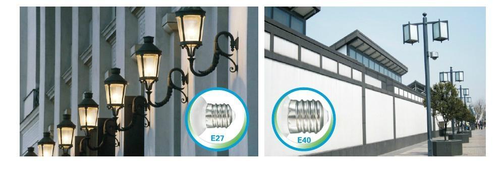 LED玉米燈8~18W E26/E27/GX24q 3