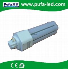 GX24 3U LED节能灯11w