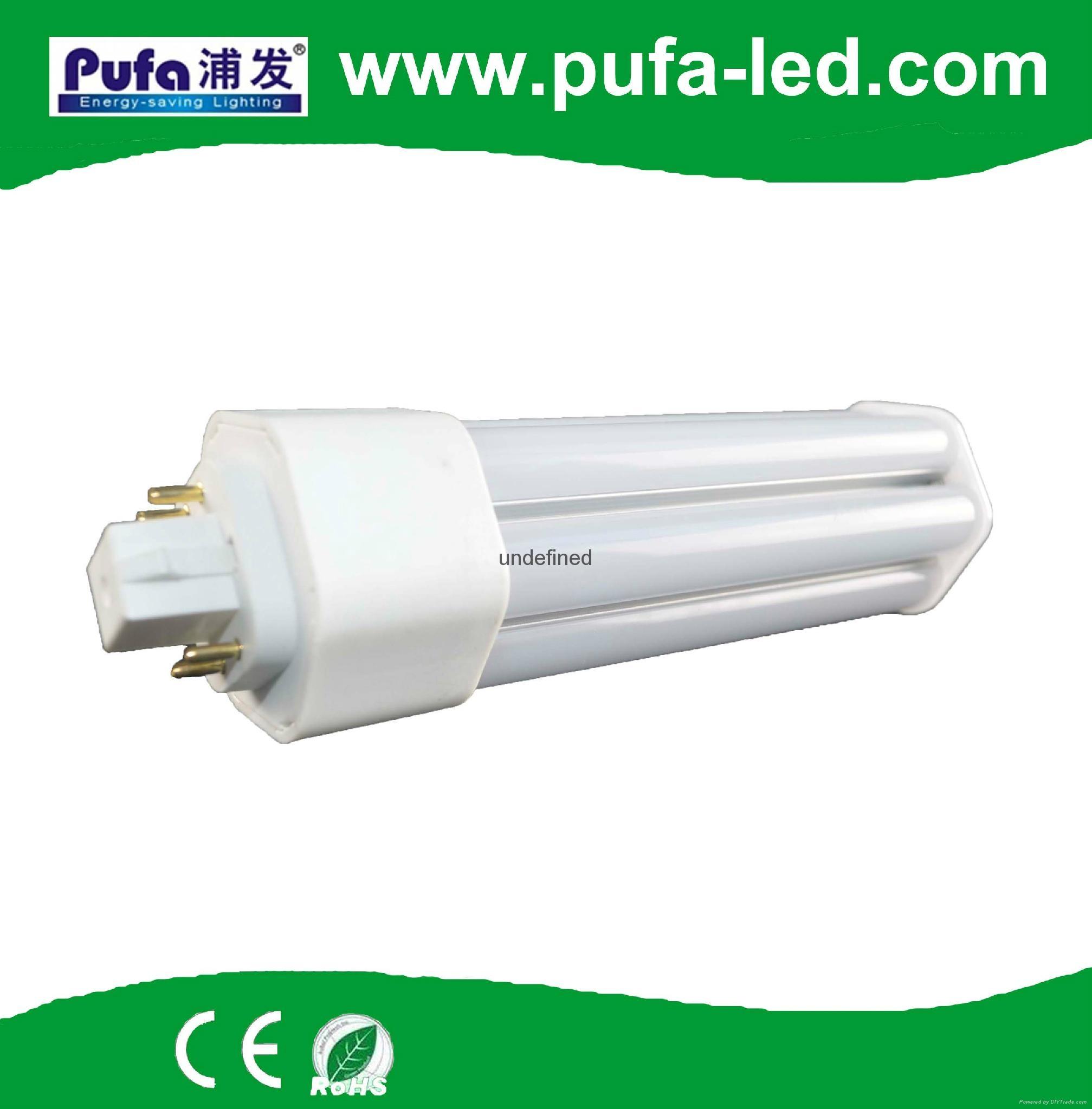 GX24Q 3U横插节能灯15w 1