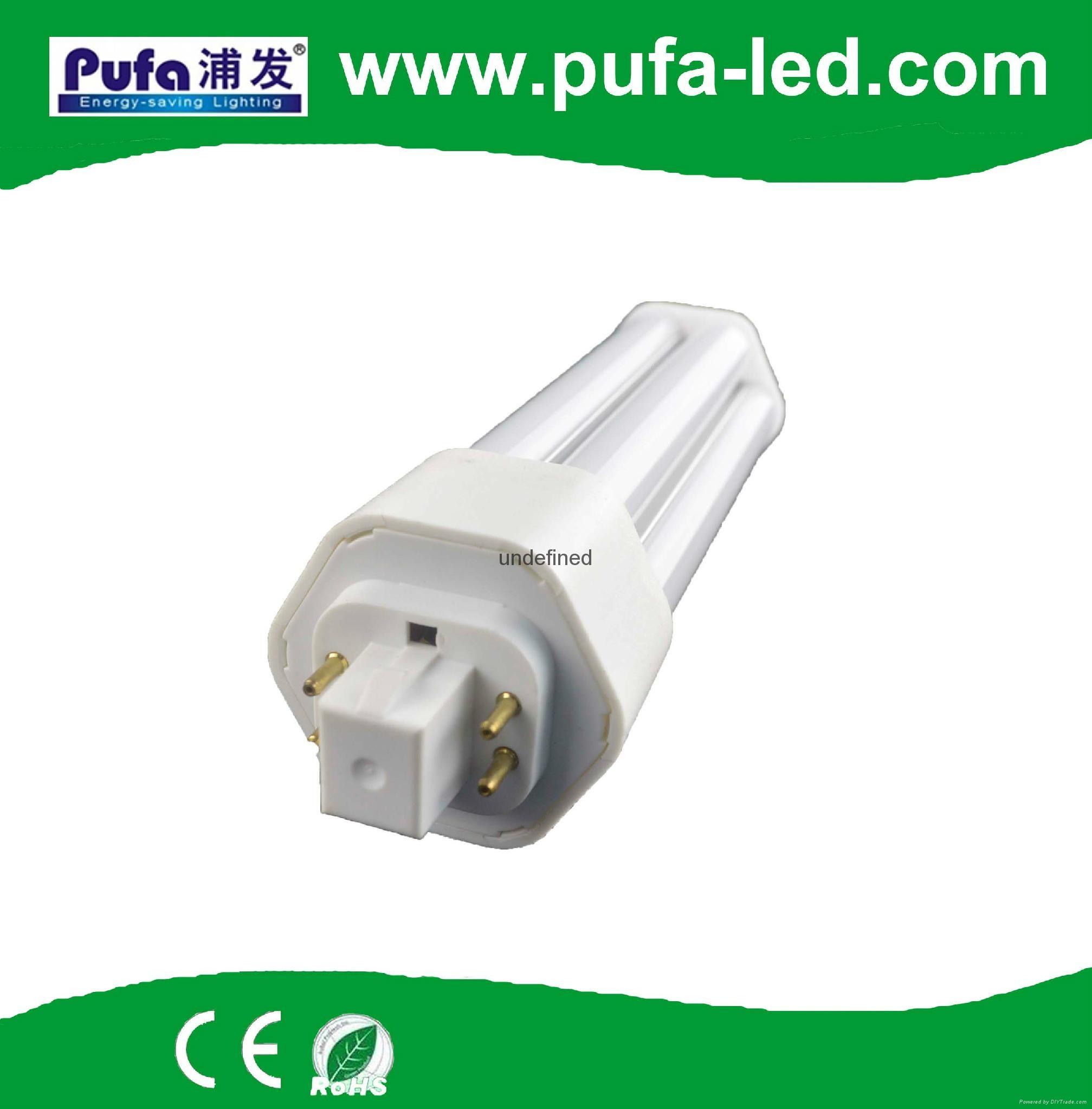 LED GX24Q 橫插燈 18W 1