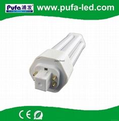LED GX24Q 橫插燈 18W