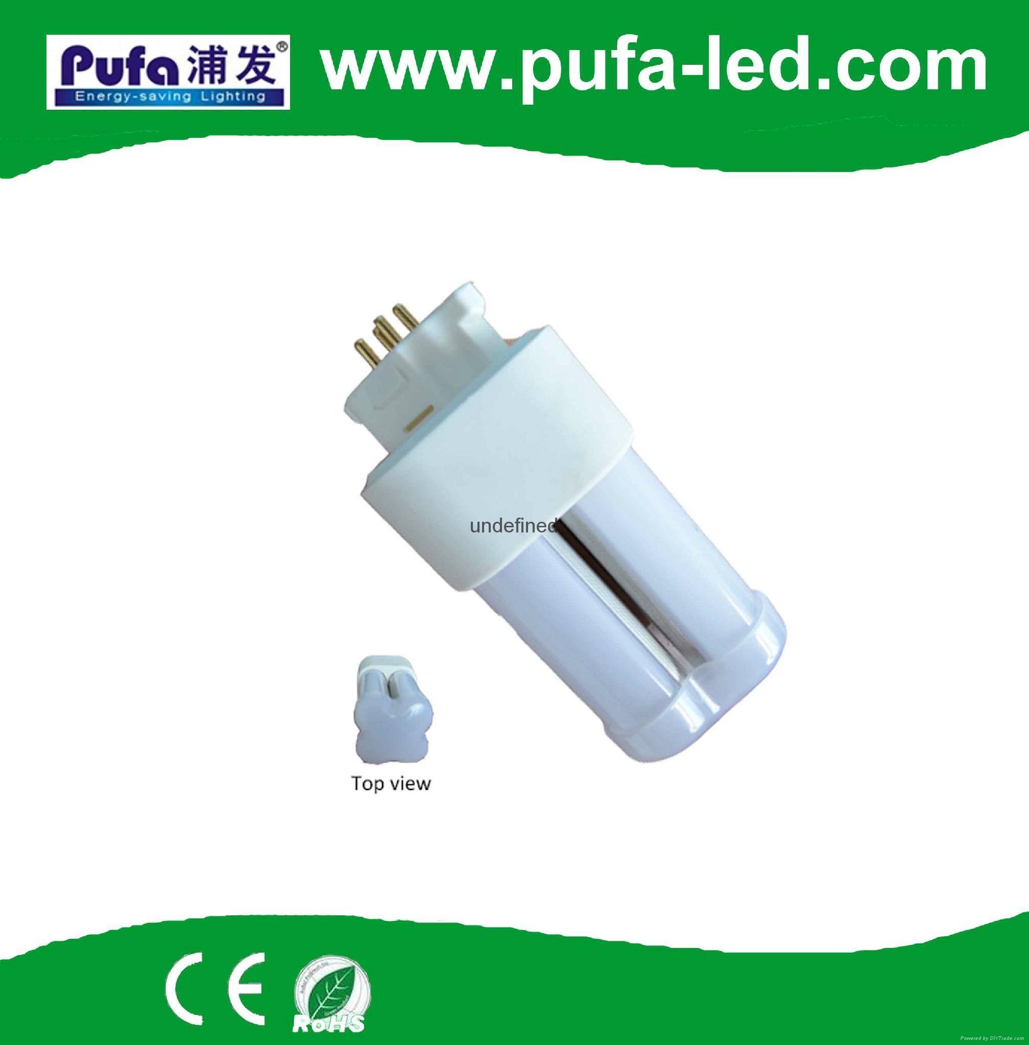 LED GX10Q横插灯 18W 1