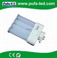 GX10Q LED横插灯管 15W 5