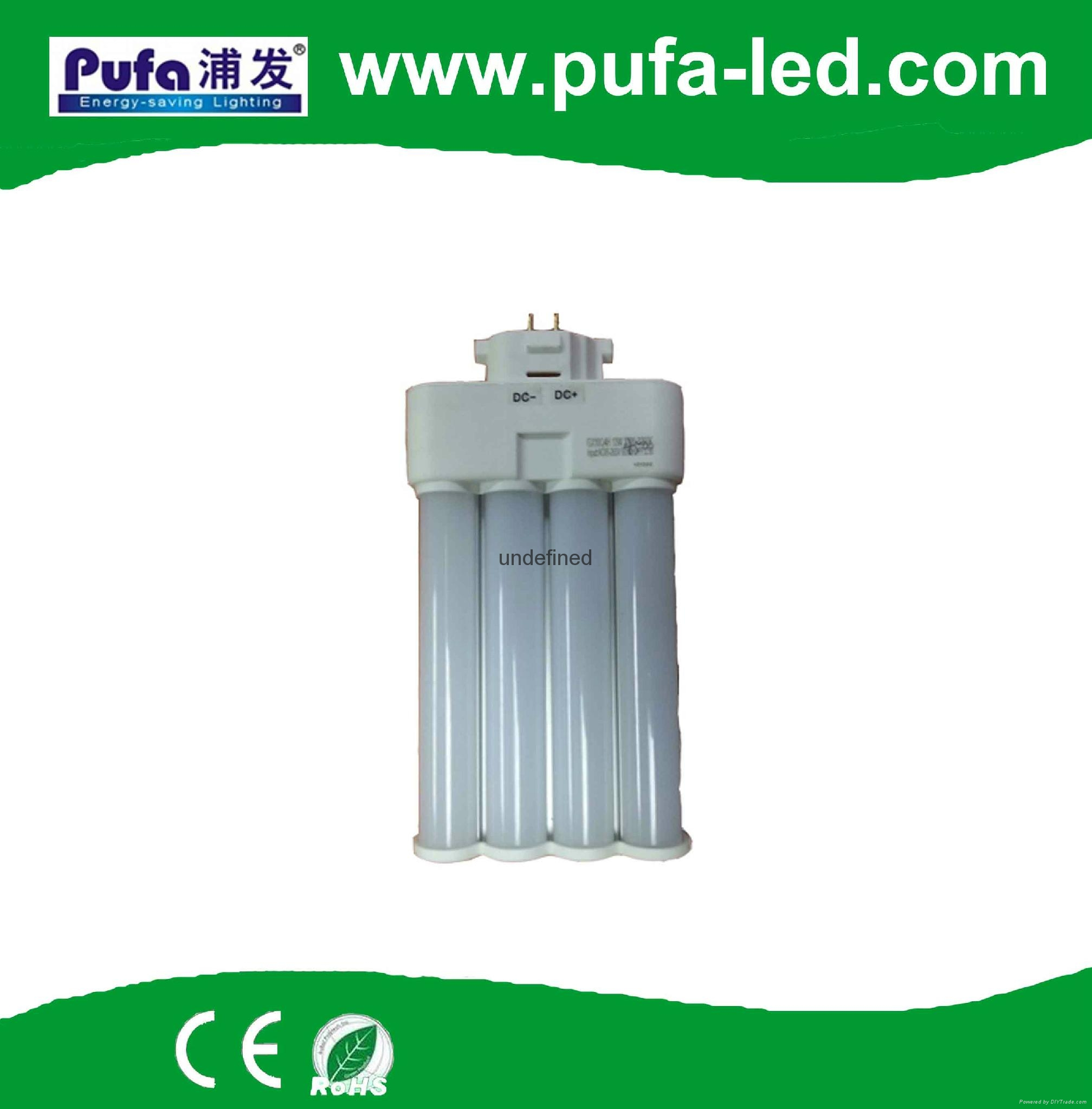 LED GX10Q 橫插燈管18w 2