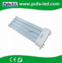 2G10 LED橫插燈管 13W