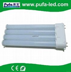 2G10 LED橫插燈管 15W