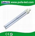 LED PLS Lamp G23 9W