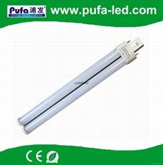 G23 LED 橫插燈 9W