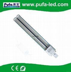 LED PLS LAMP G23 5W external driver