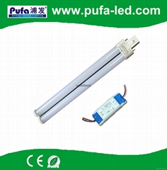 LED PLS Lamp G23 9W external driver