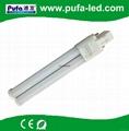 LED PLS Lamp GX23 9W