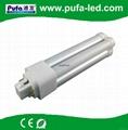LED PLC LAMP G24 9W 360°