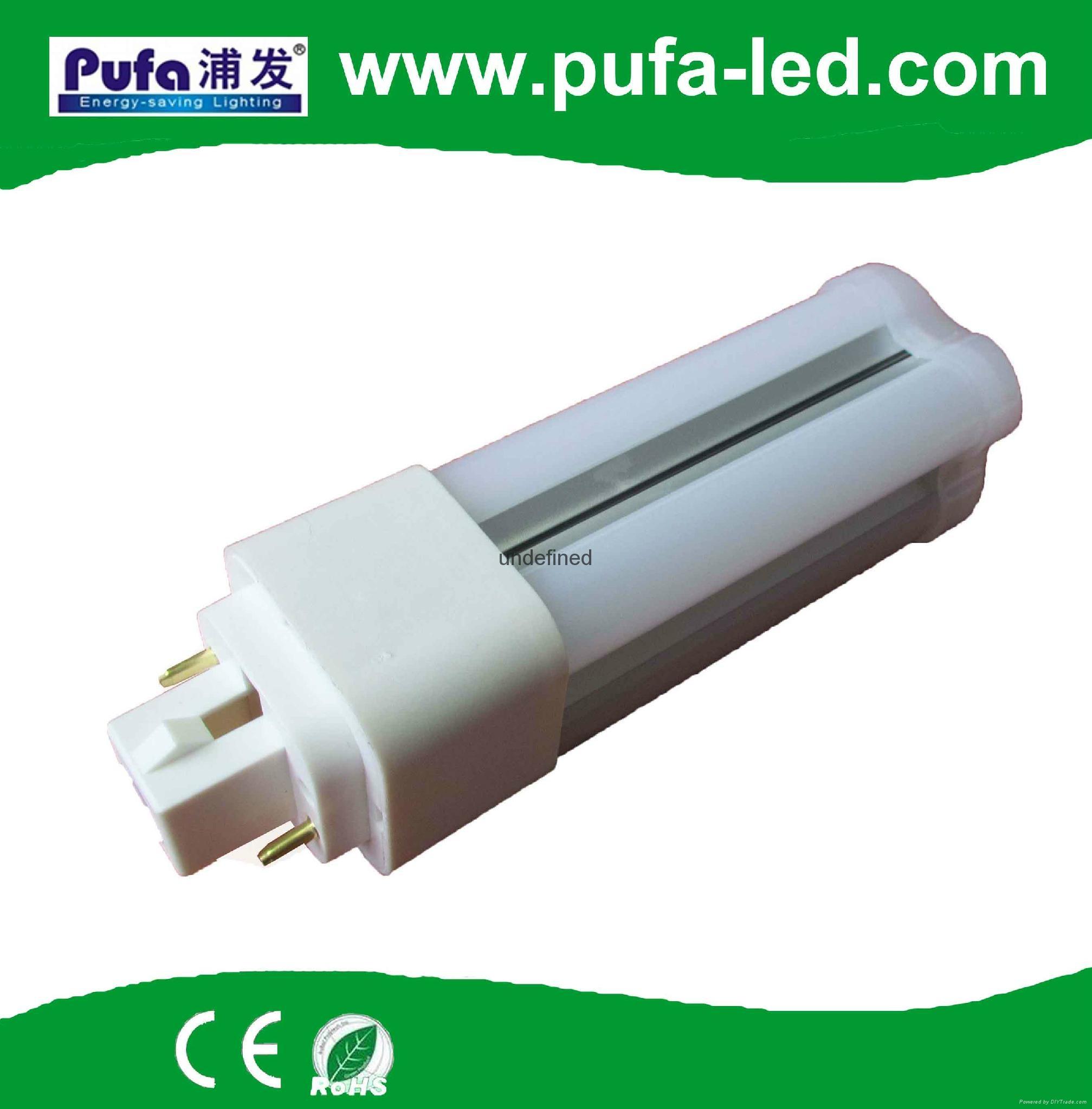 G24 LED 插拔燈11W 1