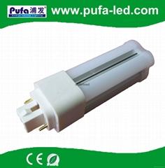 LED PLC LAMP G24 11W 360°