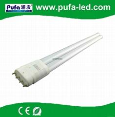 LED 2G11 橫插燈管22W