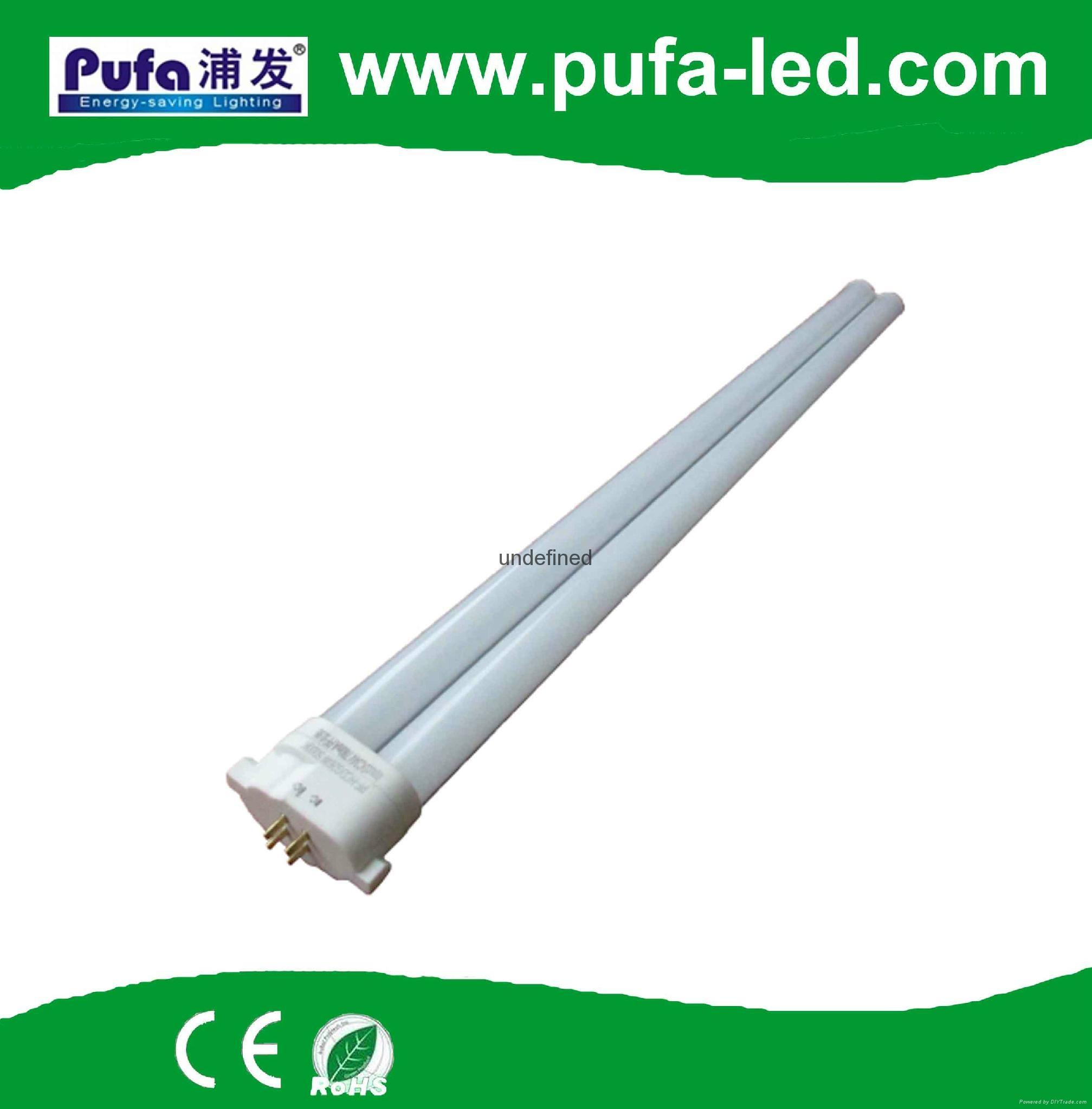 LED GY10Q 橫插燈 18W 1