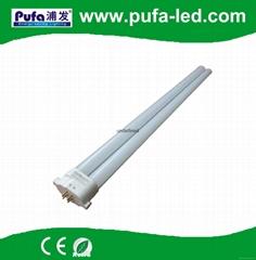 LED GY10Q 橫插燈 18W
