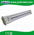 LED PLS LAMP 2G7 5W external led driver