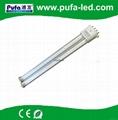 LED PLS Lamp 2G7 9W External driver 1