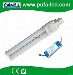 LED PLS Lamp GX23 12W external driver