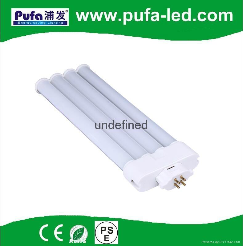 LED GX10Q 橫插燈管18w 1