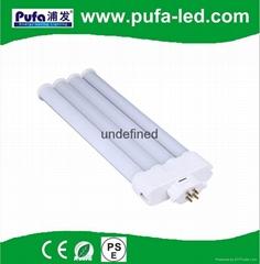 LED GX10Q 橫插燈管18w