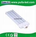 GX10Q LED横插灯管 15W 3