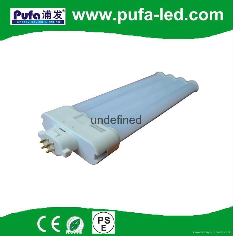 GX10Q LED橫插燈管 15W 1