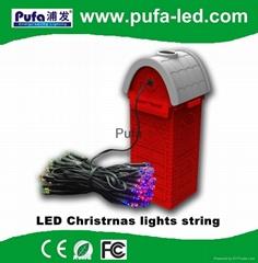 LED xmax  lights string