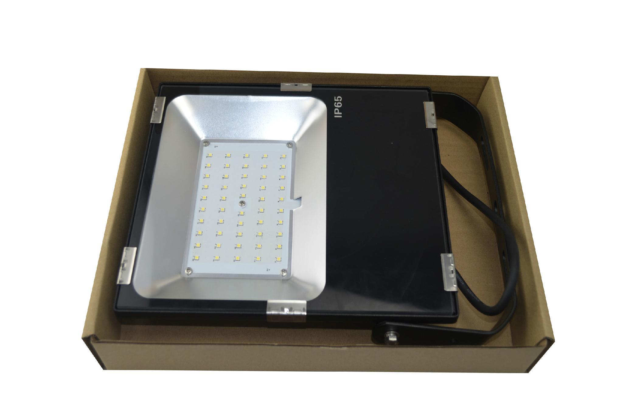 50W超薄投光燈 9