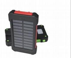 LED Solar mobile power supply TM09