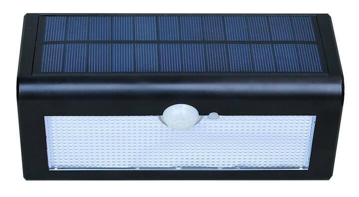 太阳能感应壁灯 1