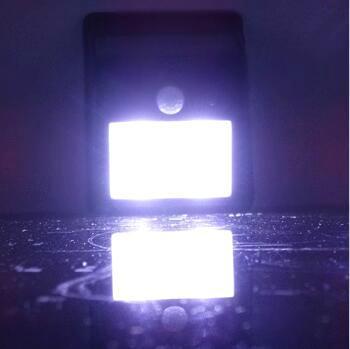 感應壁燈 3