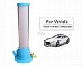 汽車用多功能安全破窗錘警告燈便攜照明燈 2