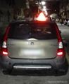 汽車用多功能安全破窗錘警告燈便攜照明燈 7