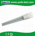 LED 2G11 横插灯 9W 1