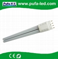 LED PLL Lamp 2G11 9W