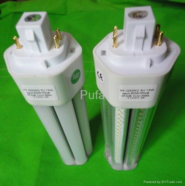 LED GX24Q 橫插燈 18W 5