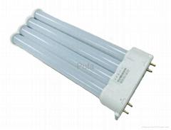 LED 2G10橫插燈管18w