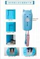 Intelligent drying toothbrush sterilizer-C3 9