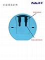Intelligent drying toothbrush sterilizer-C3 10