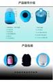 Ozone UV sterilization lamp for home kitchen refrigerator wardrobe bathroom 11