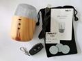 無線遙控居家冰箱汽車用小面積臭氧除臭紫外線滅菌燈 2
