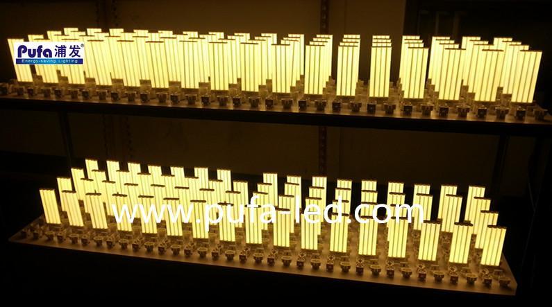 LED GX10Q 橫插燈管18w 3