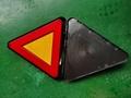 防水LED移動閃爍三角警示牌 5