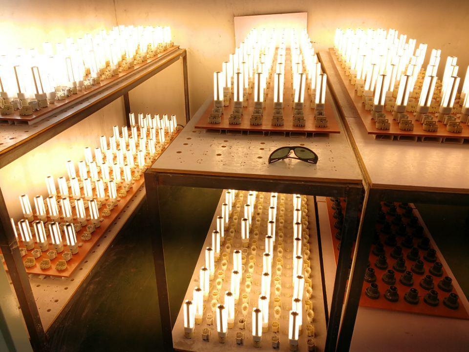 GX10Q 3U LED橫插燈燈11w 7