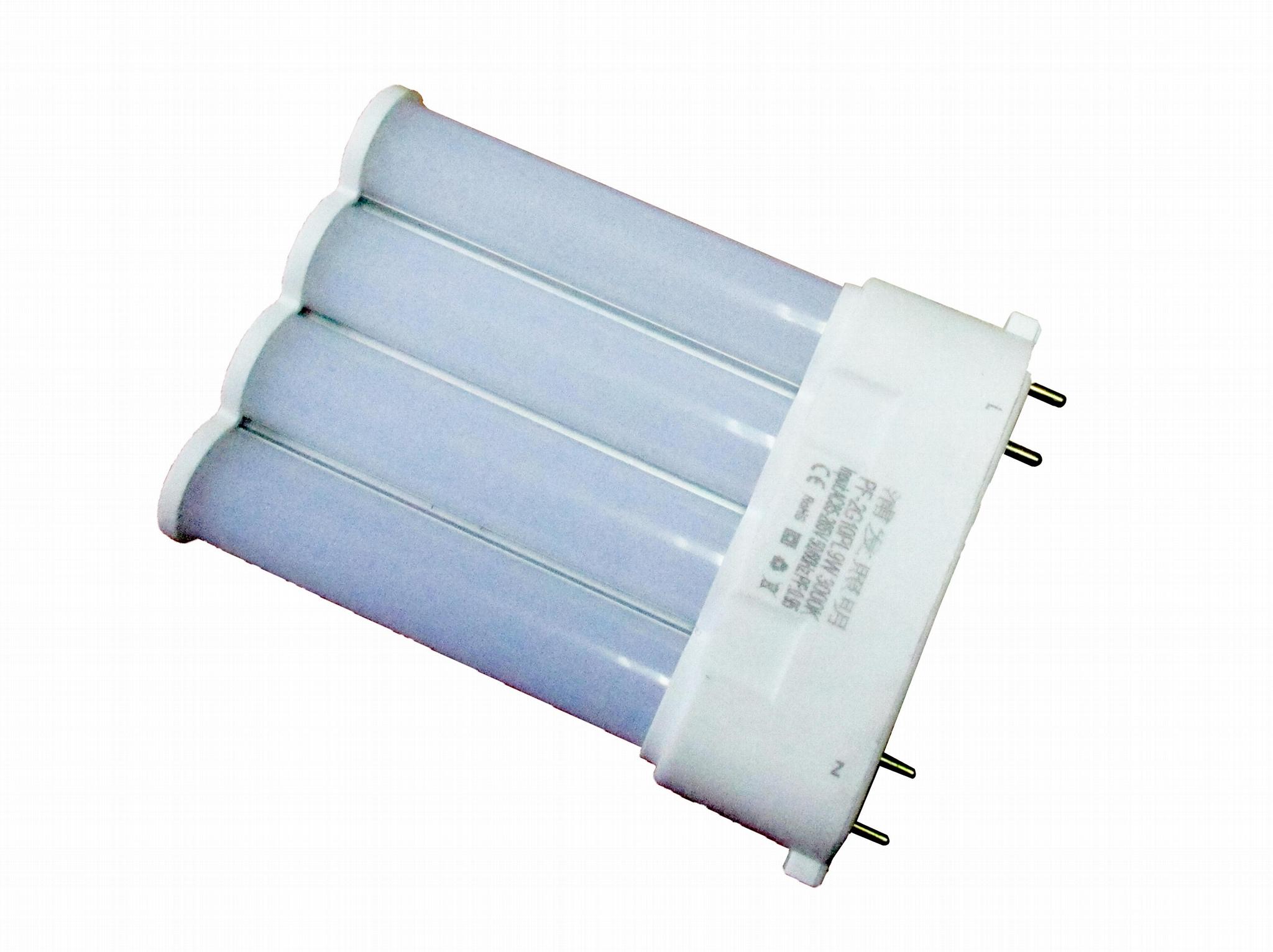 2G10 LED横插灯管 9W 1