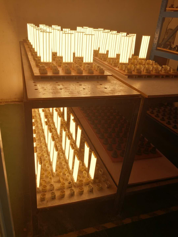 2G10 LED橫插燈管 15W 7