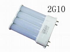 2G10 LED横插灯管 7W
