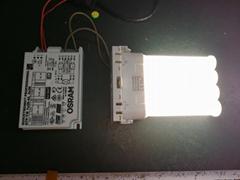 2G10兼容镇电子流器横插灯管7W